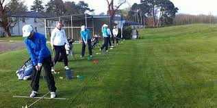 Tjejer & Idrott (Golf)