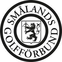 Logotype Smålandsgolfförbund svart/vit (EPS och PDF)