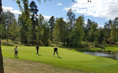 Minnesanteckningar från damledarträffen i Nybro den 17 september.
