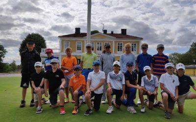 SMGDF:s talangträff i Växjö GK 10 Augusti 2018