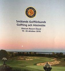 Inbjudan till Golftinget 2018