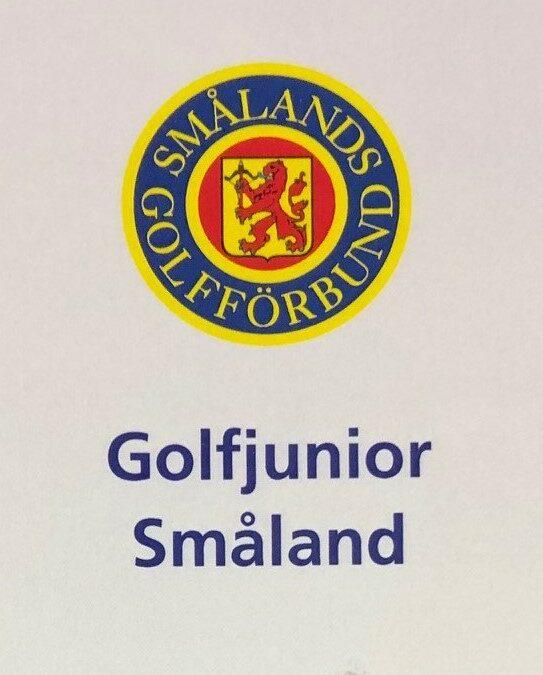 Golfjunior Småland